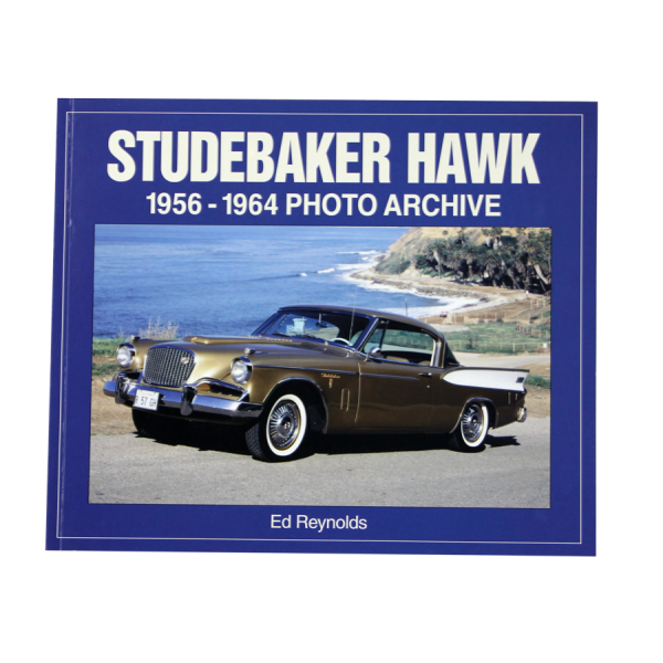 1956-1964 Studebaker Hawk Photo Archive