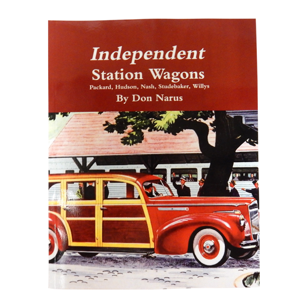 Independent Station Wagons 1939-1954