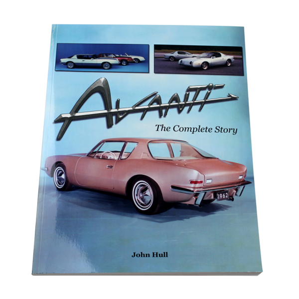 Avanti: The Complete Story
