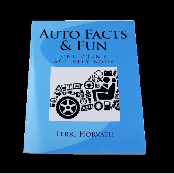 Auto Facts & Fun Book