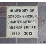 "12"" x 12"" Commemorative Brick"