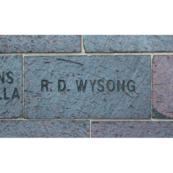 "4"" x 8"" Commemorative Brick"