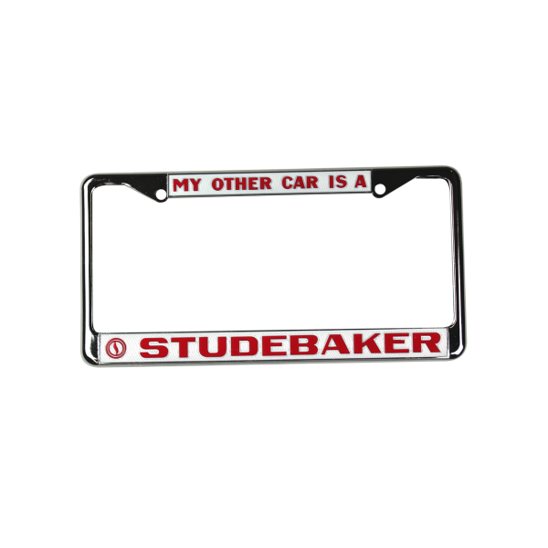 """My Other Car"" License Plate Frame"