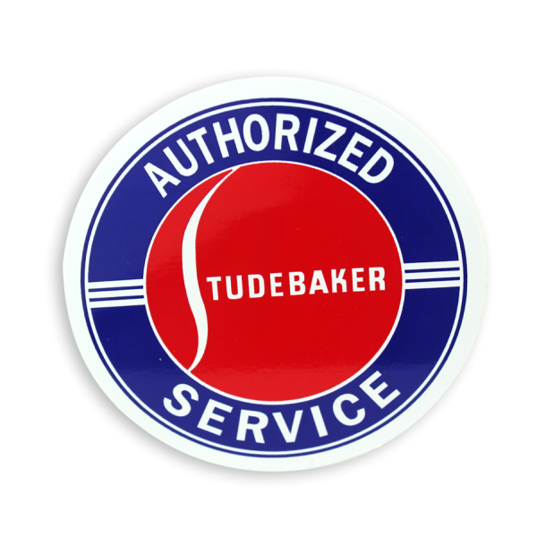 Authorized Service Decal