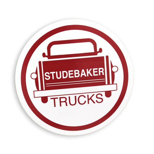 Studebaker Truck Decal