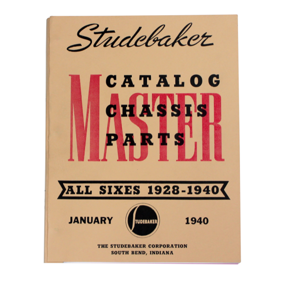 1928-40 Sixes Chassis Manual