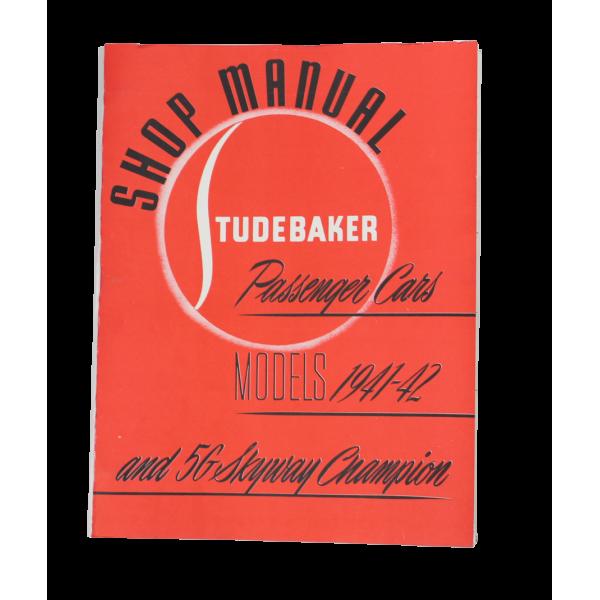 1941-46 Car Shop Manual