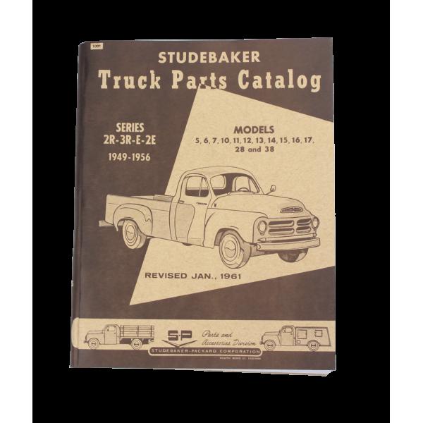 1949-56 2R,3R & E Truck Parts Man
