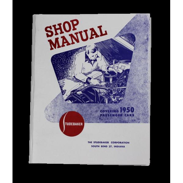 1950 Car Shop Manual