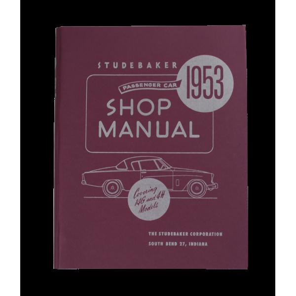 1953-54 Car Shop Manual