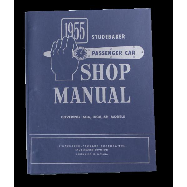 1955 Car Shop Manual