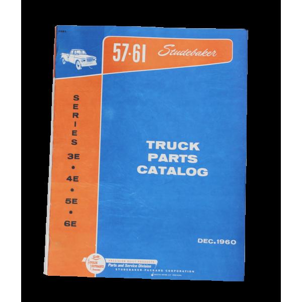 1957-61 3E-6E Truck Parts Manual