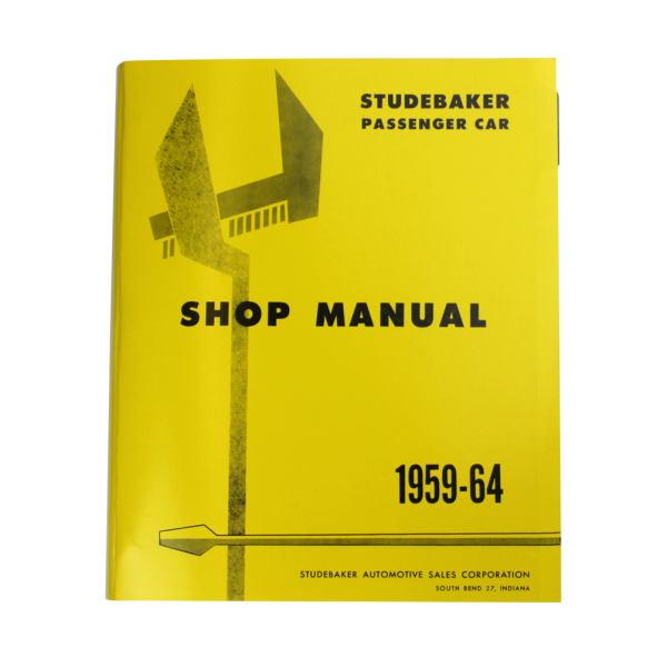 1959-64 Car Shop Manual