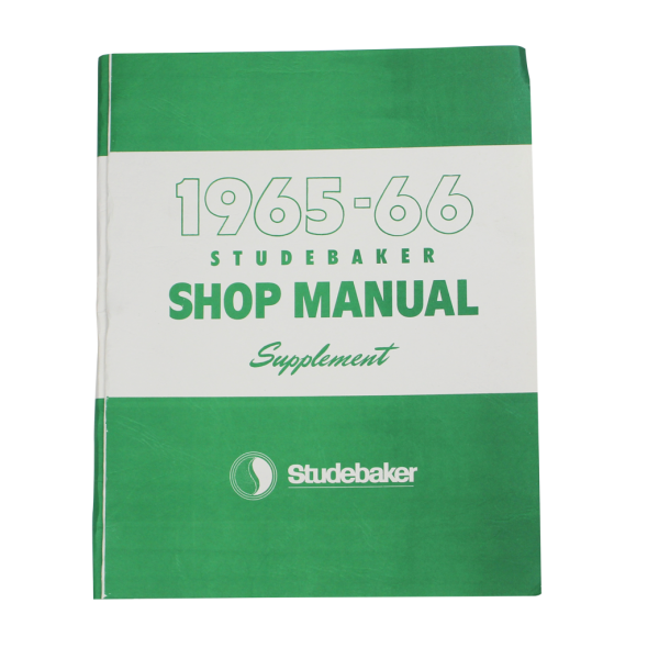 1965-66 Supplement To 59-64 Shop