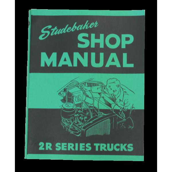 1949-53 2R Truck Shop Manual