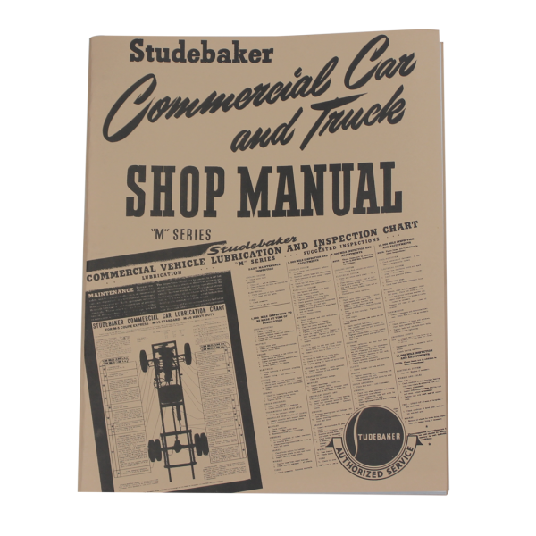 1941-48 M-Series Shop Manual