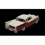 1957 Silver Hawk Red & White