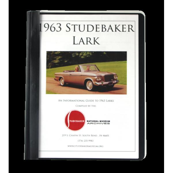 1963 Studebaker Lark Monograph