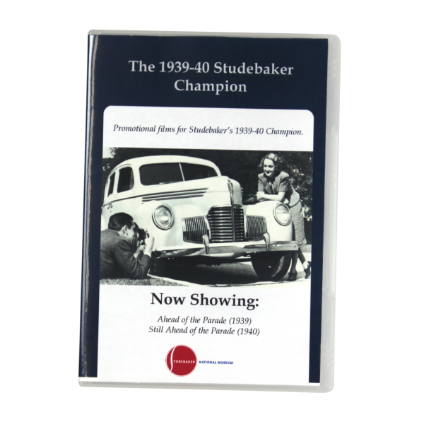 39-40 Stude Champion DVD