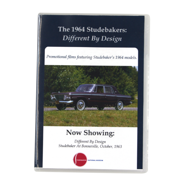 The 1964 Studebakers DVD