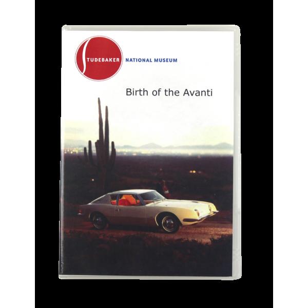 Birth Of The Avanti DVD