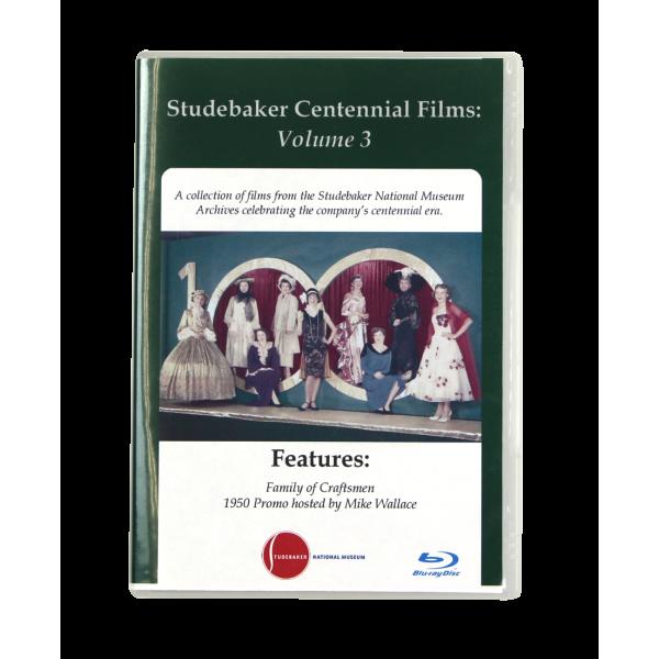 Blu-Ray: Centennial Vol 3