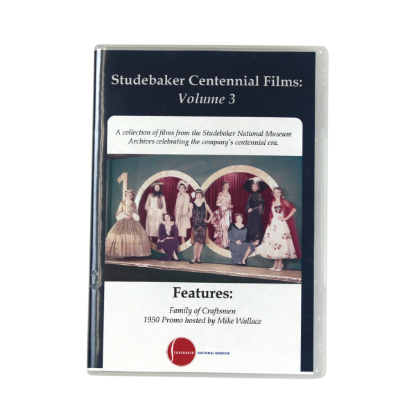 Centennial Films:Vol 3 DVD