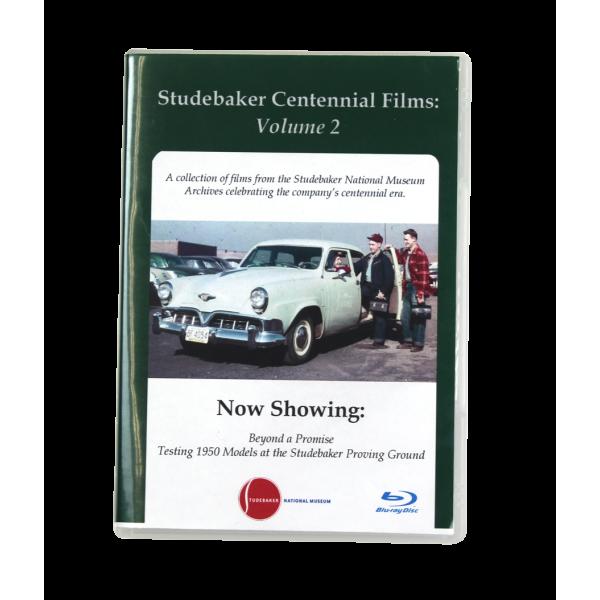 Blu-Ray: Centennial Vol 2