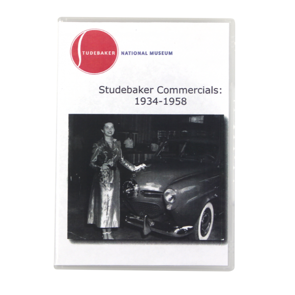 Stude Commercials 1934-1958 DVD