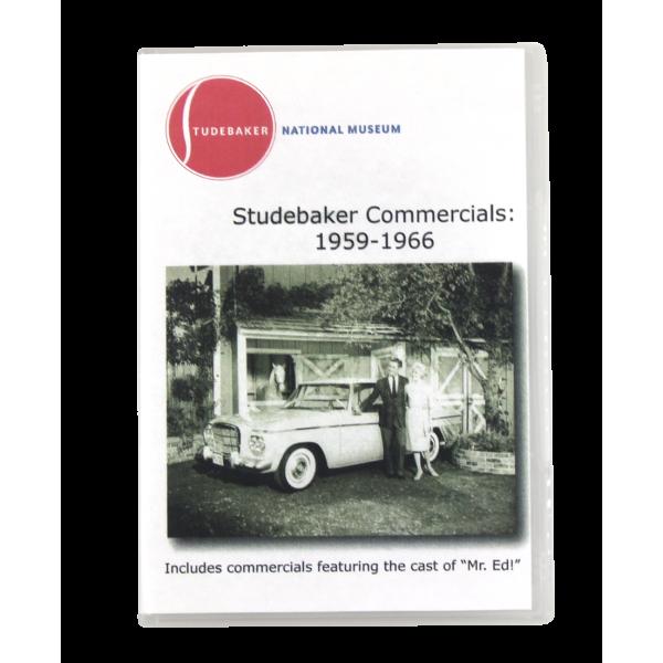 Stude Commercials 1959-1966 DVD
