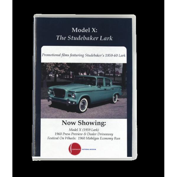 Model X: The Lark DVD
