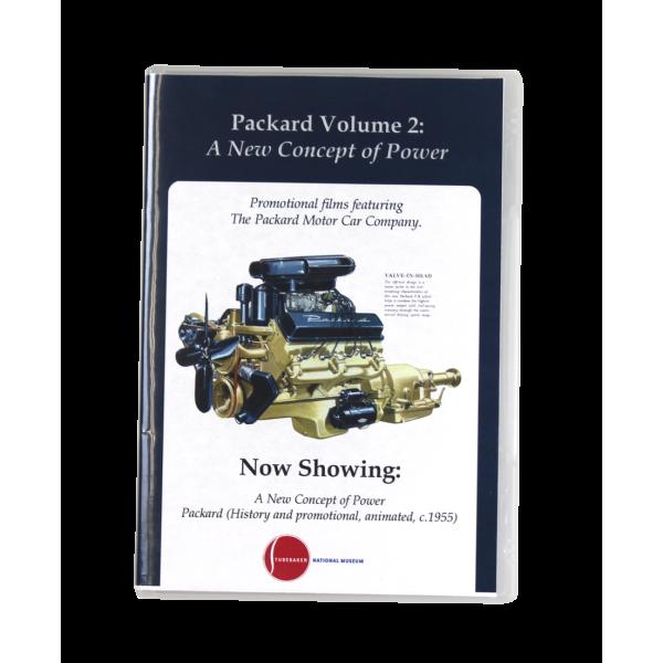 Packard Volume 2 DVD