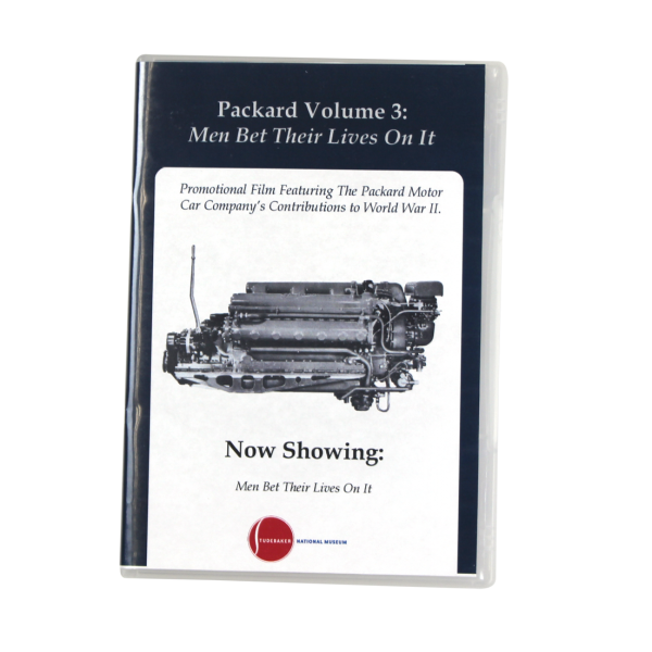 Packard Volume 3 DVD