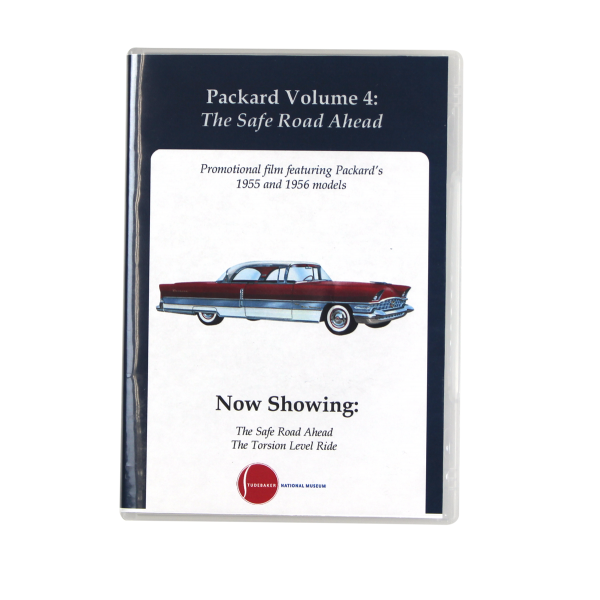 Packard Volume 4 DVD
