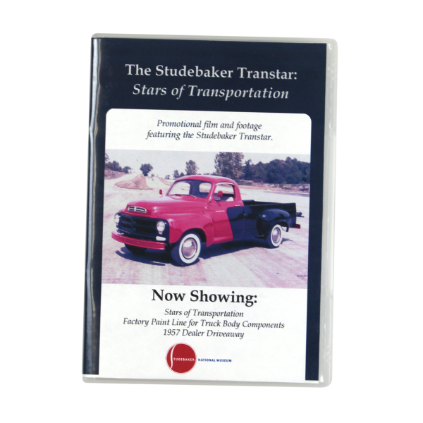 Stars of Transportation DVD